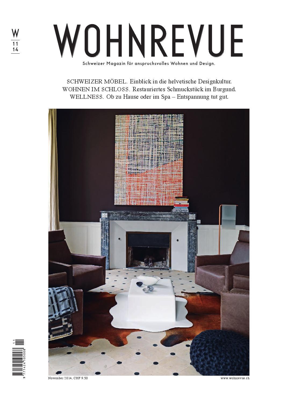 Wohnrevue 11 2014 By Boll Verlag   Issuu
