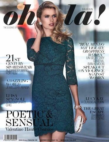 864c13e04a Ohlala! Bahrain November 2014 by Ohlala Magazine - issuu