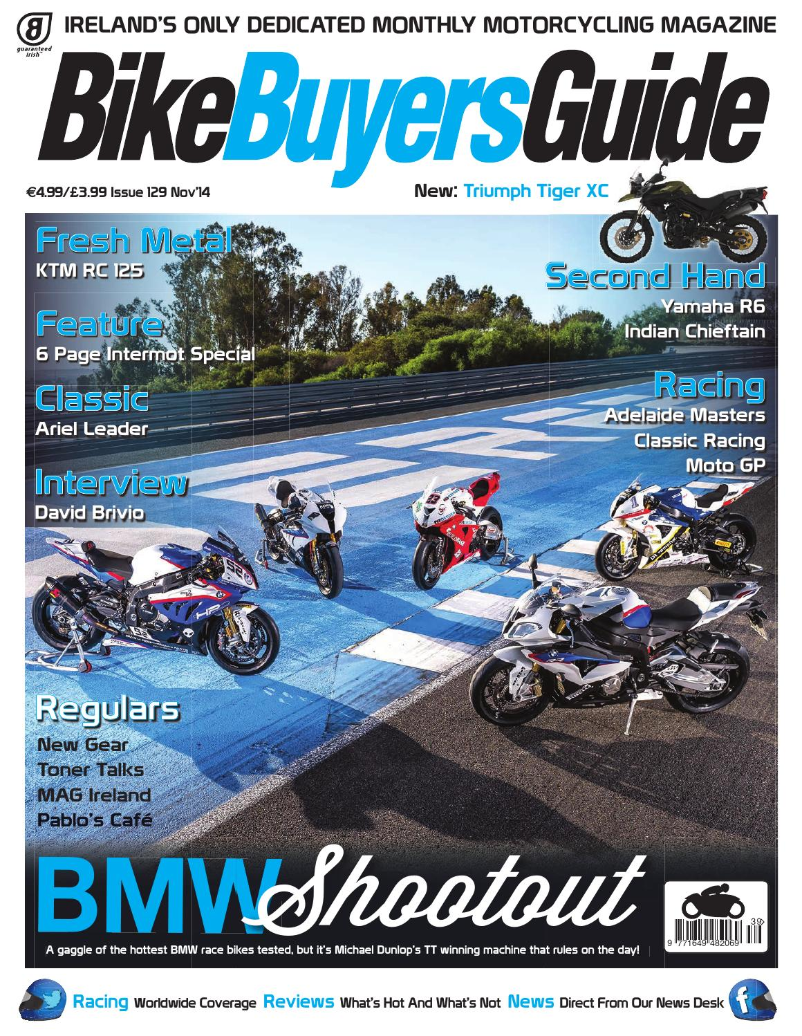 372f45615d599 Bike Buyers Guide 128 by Clear Designs - issuu