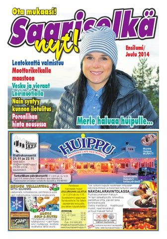 Saariselkä Nyt!   Ensi lumi 2016 by Inarinet - issuu 8a9d869552