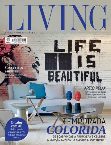 Revista Living - Edição nº38 - Setembro de 2014 by Revista Living ... e4b4dd01dc