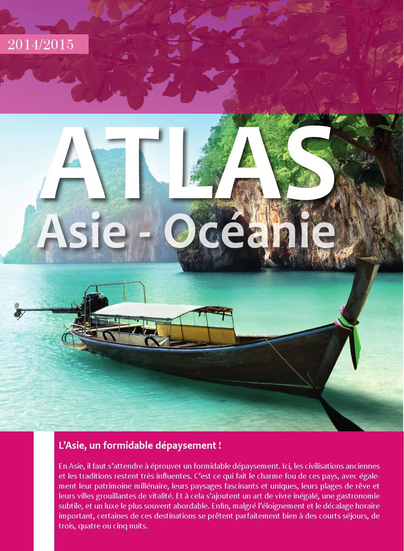 Atlas Asie 2014- 2015 by Acta Media - issuu