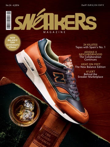 06401c6ac16 Sneakers Magazine 24 by Monday Publishing GmbH - issuu