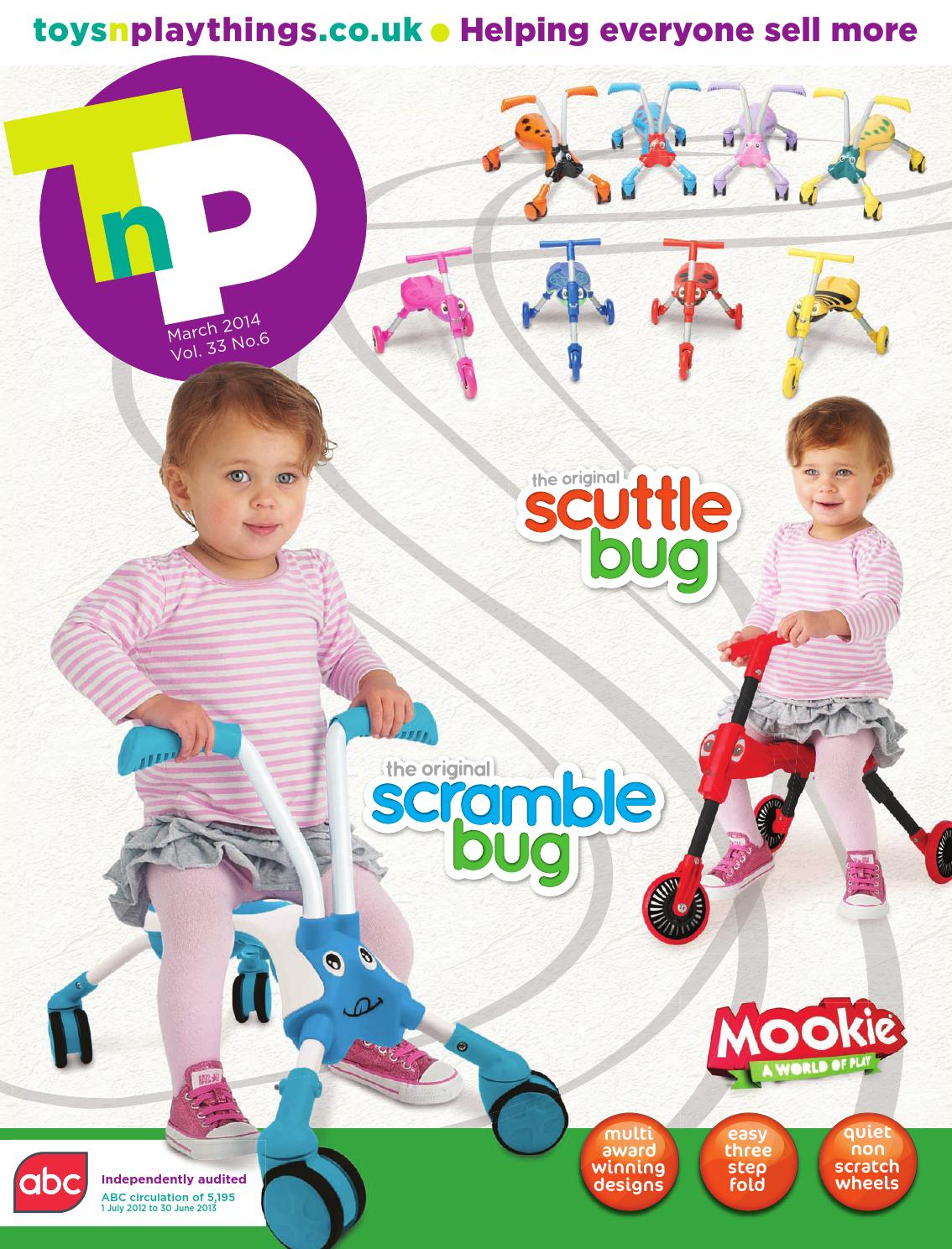 Toys N Playthings March 2014 By Lema Publishing Issuu Sylvanian Families Bott Ant 13