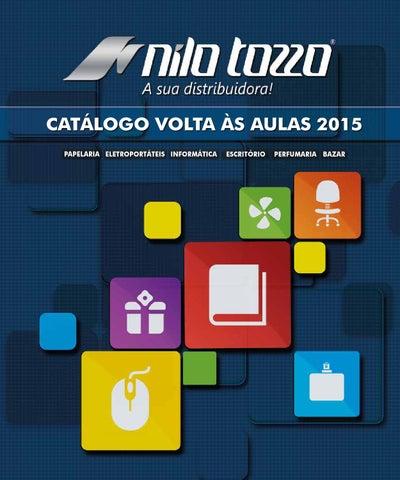 5e68a625b Catálogo Volta Às Aulas 2015 Parte 1 by Nilo Tozzo & Cia Ltda - issuu