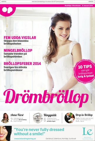 b8c65438989d Drombrollop 140121 low by Sofie Olofsson - issuu