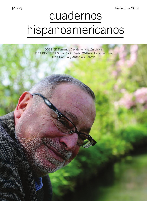 Cuadernos Hispanoamericanos 773 (Noviembre 2014) by AECID ...