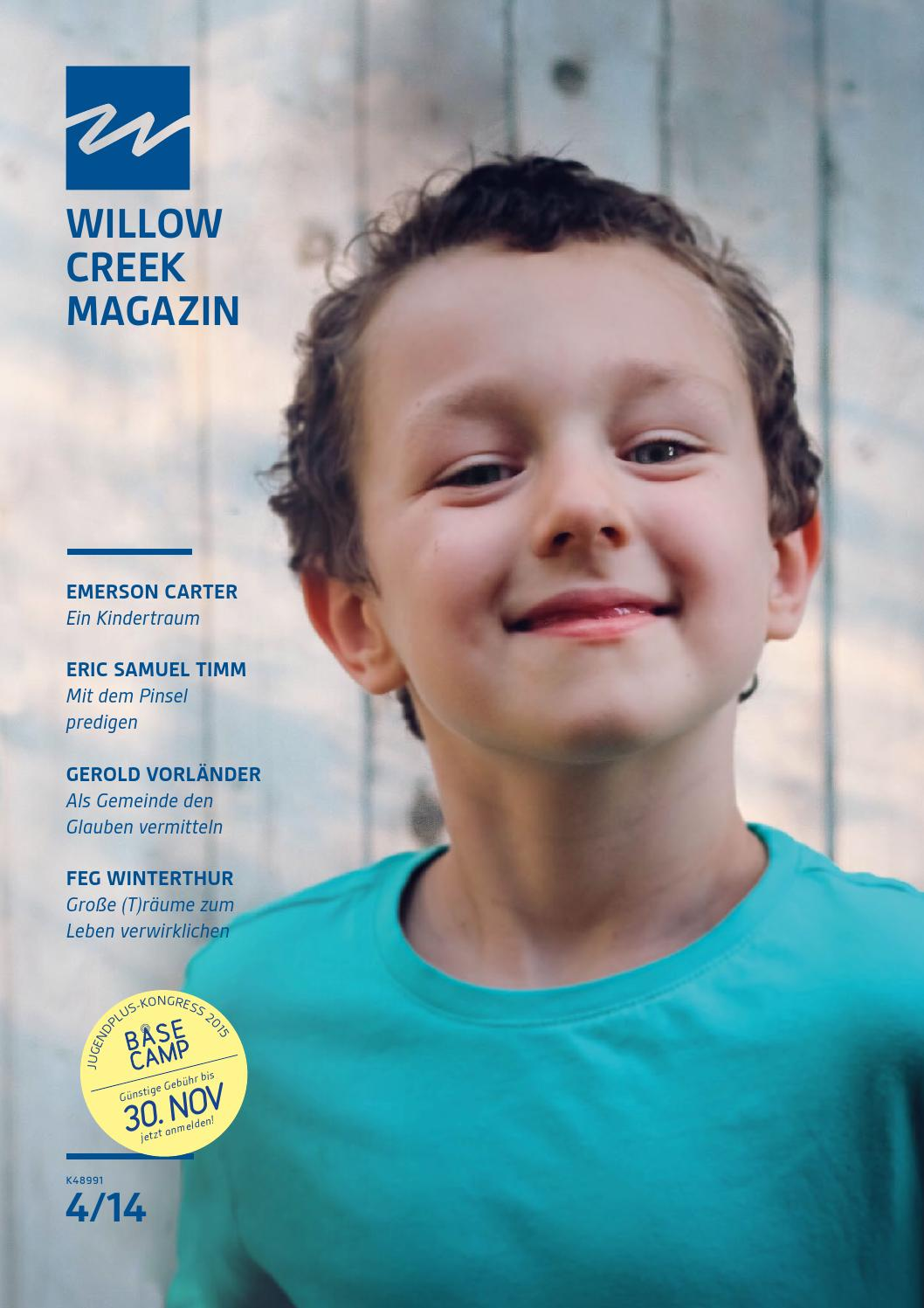 WILLOW CREEK MAGAZIN 4/14 by Willow Creek D/CH - issuu