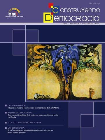 Revista institucional cne pdf by Consejo Nacional Electoral - issuu