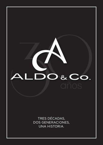 4787fdae Revista de Aniversario - 30 años Aldo & Co. by Joyeria Aldo y Co - issuu