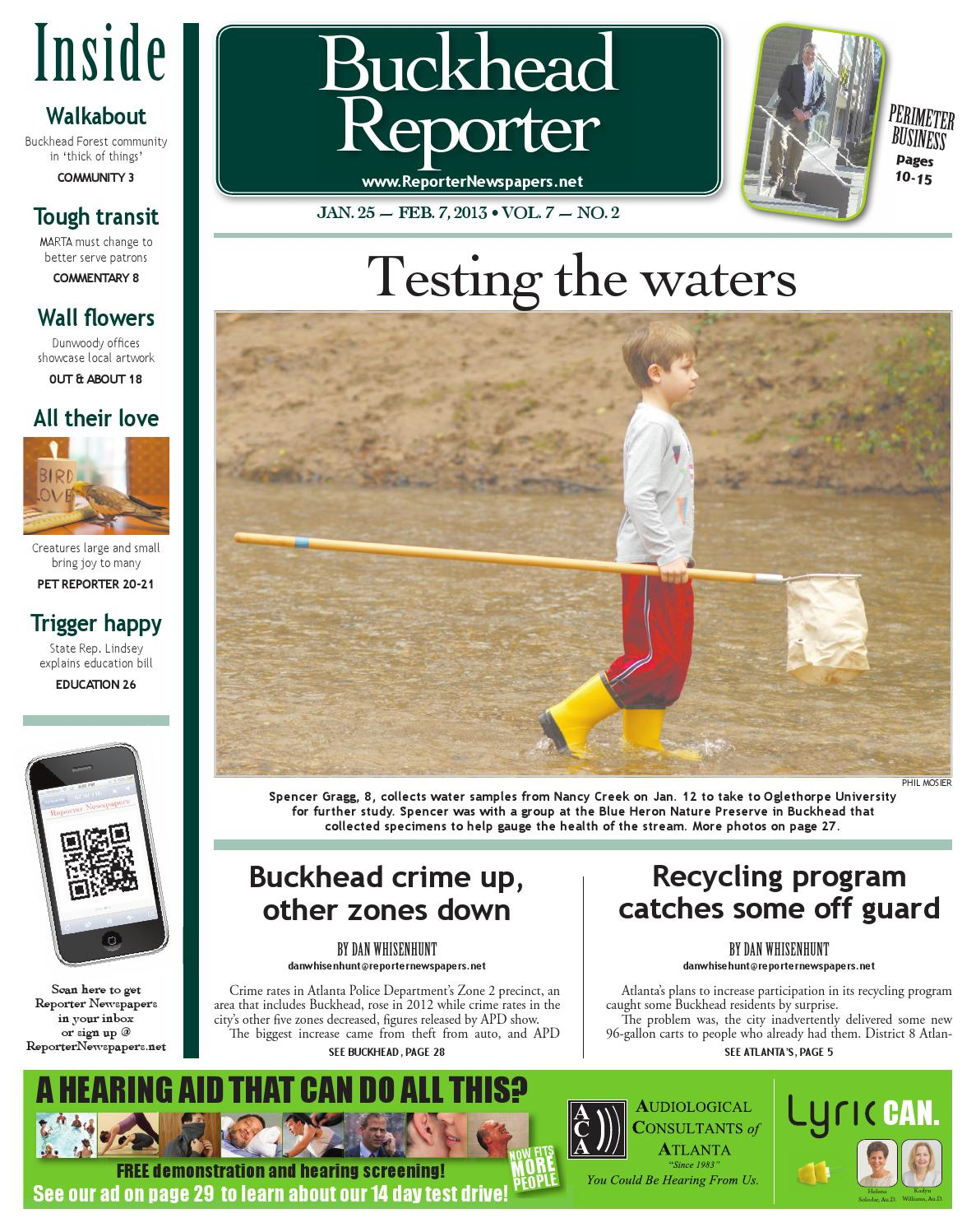 01-25-2013 Buckhead Reporter by Reporter Newspapers - issuu