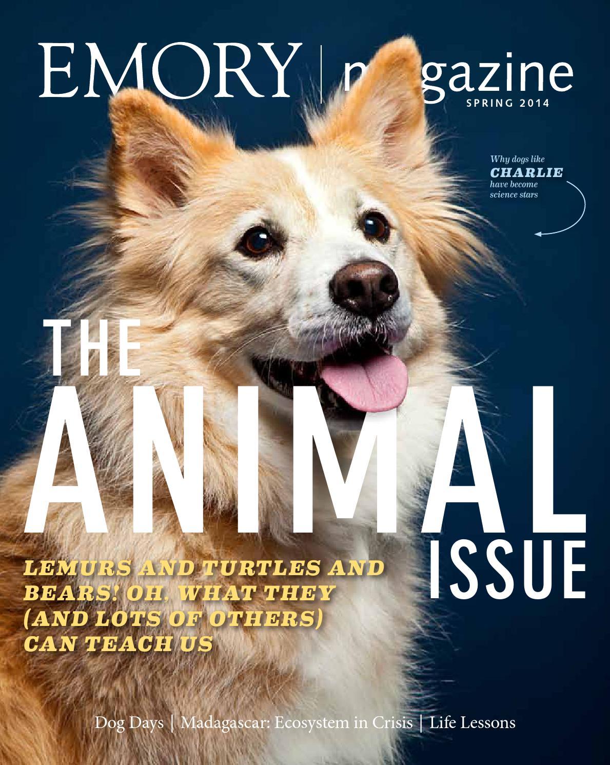 Emory Magazine / Spring 2014 by Emory University - issuu