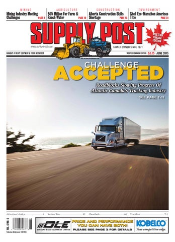 Supply Post West June 2013 by Supply Post Newspaper - issuu dff7a515c6ae