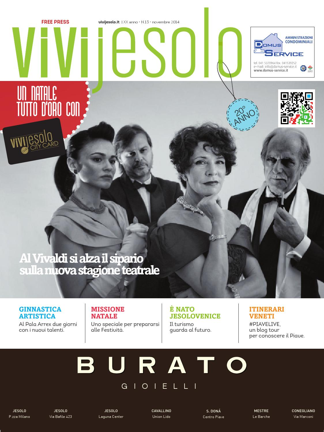 vivijesolo 13 di novembre 2014 by next italia issuu