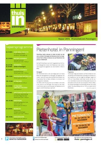 Promotiekrant Panningen Najaar 2014 by DTP Graphic Products - issuu