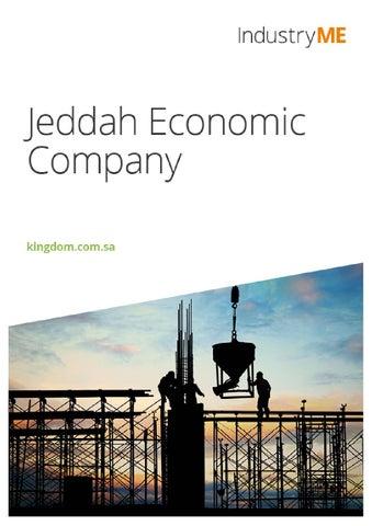 Jeddah Economic Company - Company Brochure - Industry-ME by Glass