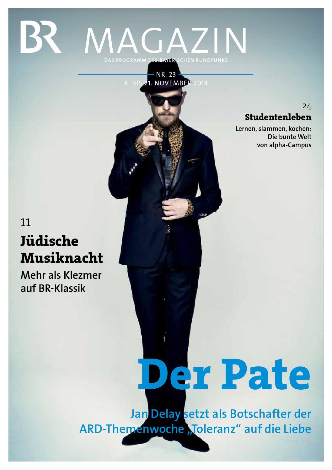 BR-Magazin Nr. 23 vom 08.11.-21.11.2014 by Bayerischer Rundfunk - issuu