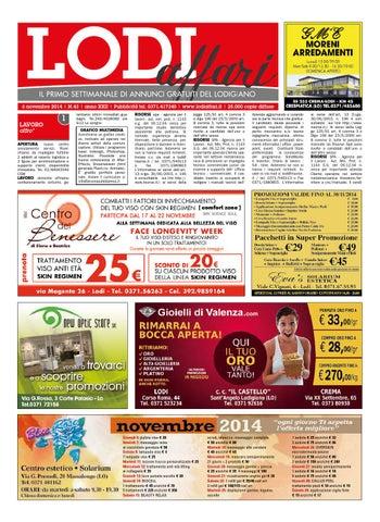 Lodi Affari 6 Novembre by Lodi Affari issuu