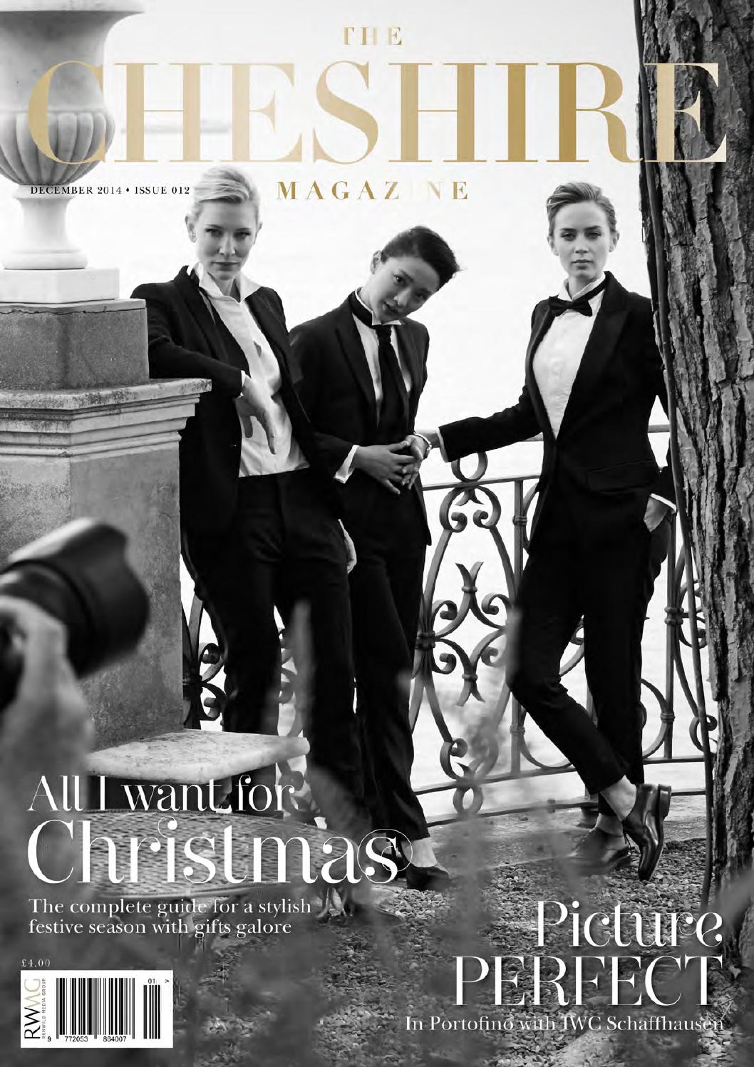 The Cheshire Magazine December 2014 by