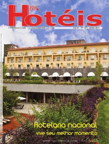 0071edb7c2f Revista Hotéis - Edição especial 129 by Revista Hotéis - issuu