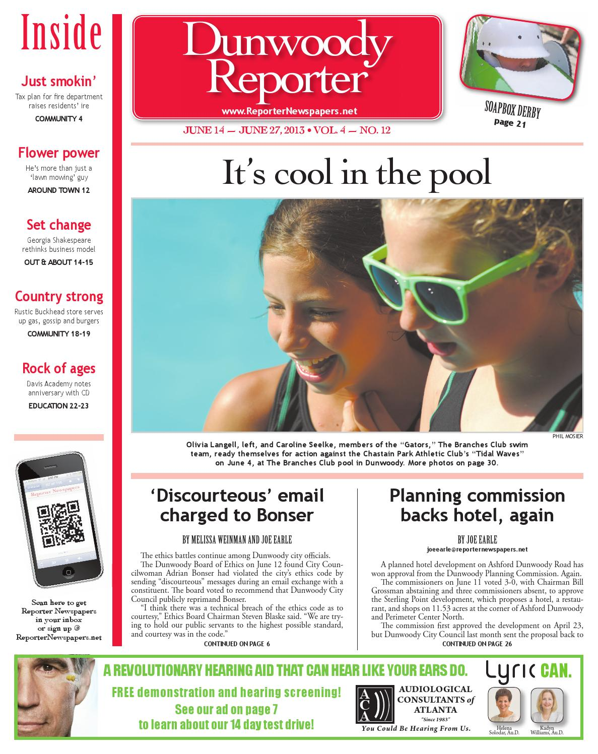 45a625e40fa5 06-14-2013 Dunwoody Reporter by Reporter Newspapers - issuu