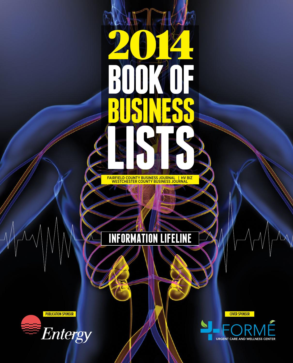 Business Plan Salle D Escalade book of business lists 2014wag magazine - issuu