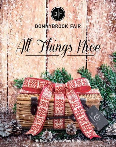 D|F Christmas Catalogue 2014 - Gifts by Donnybrook Fair - issuu