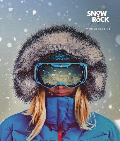 e7e3c2529cc Snow+Rock Winter2014 2015 Brochure by Snow+Rock - issuu
