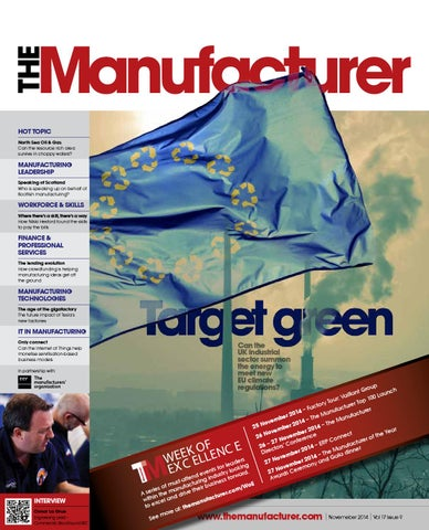 2b896ddb7 The Manufacturer November 2014 by The Manufacturer - issuu