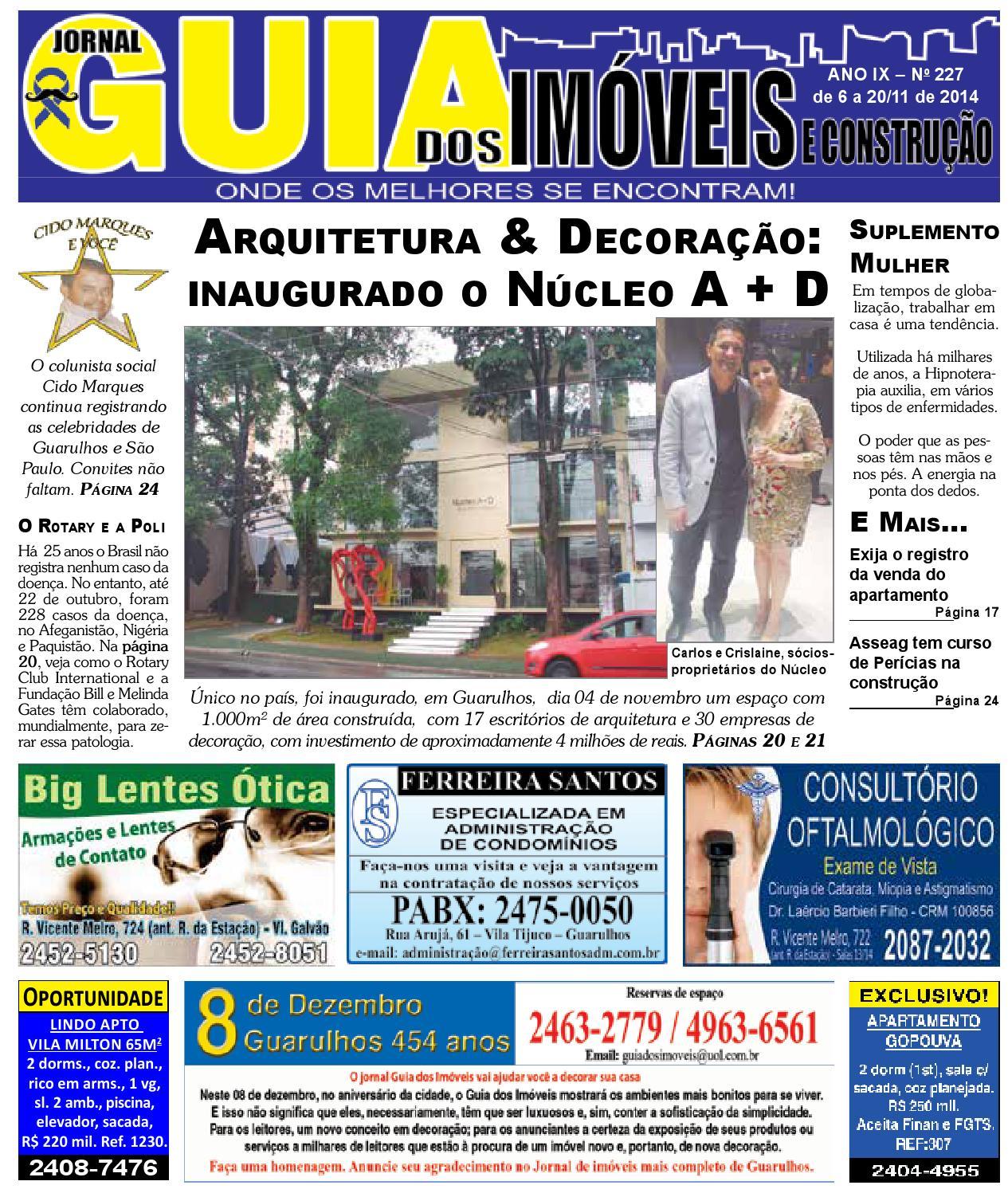 fe3ee7ac1e703 Jornal Guia dos Imóveis by Revi Alves - issuu