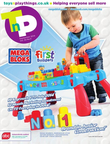 90014a36 Toys n Playthings September 2014 by Lema Publishing - issuu