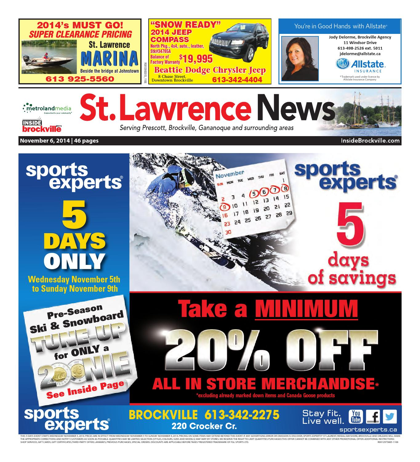 Stlawrence110614 by metroland east st lawrence news issuu fandeluxe Gallery
