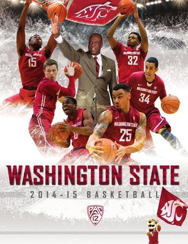 dd4ac49da 2014-15 Washington State Men s Basketball Information Guide by ...