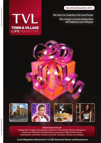Town village life magazine novemberdecember 2014 by jonathon page 1 malvernweather Images