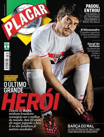 Revista Placar outubro 2014 by Revista Placar - issuu 6e963eb20851d