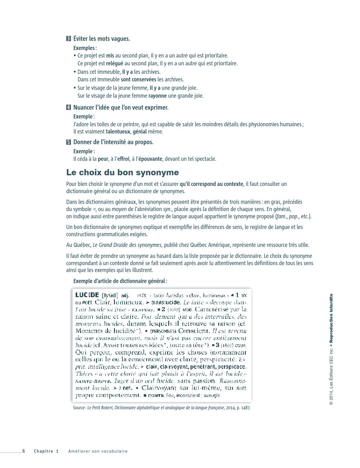 Paragraphes By Les Editions Cec Issuu