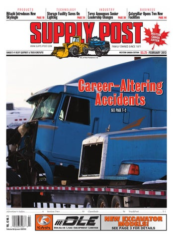 Supply Post West Feb 2013 by Supply Post Newspaper - issuu on