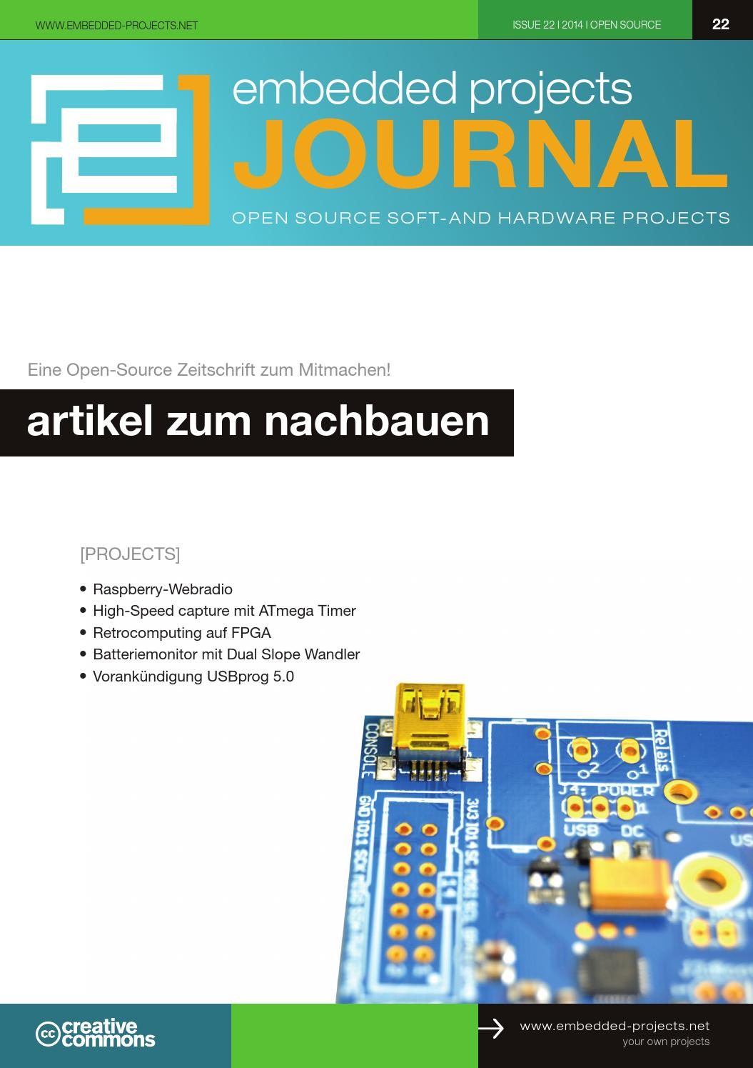 Embedded Projects Journal 22 By Gmbh Issuu Wiringpi Input Interrupt