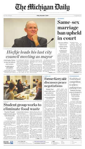 2014-11-07 by The Michigan Daily - issuu ed3c7e979