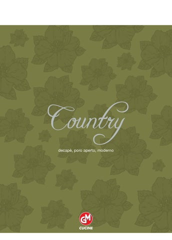 GM Cucine - Country by ZG Group - issuu