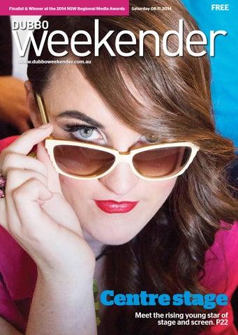 Dubbo Weekender 08 11 2014 By Panscott Media Issuu