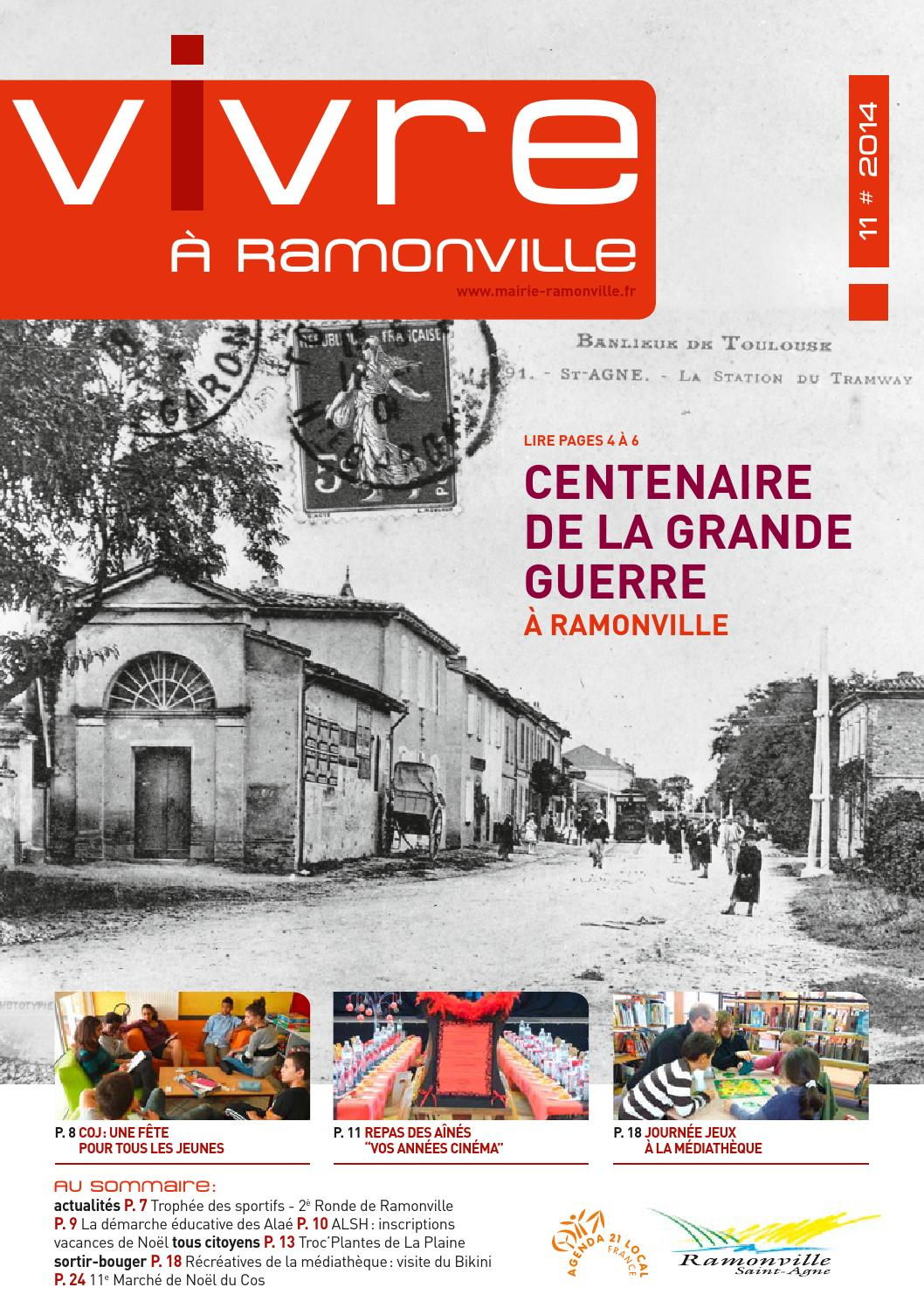 By Ramonville Agne 2014 De Var Issuu Mairie Novembre Saint 0XPOkw8n