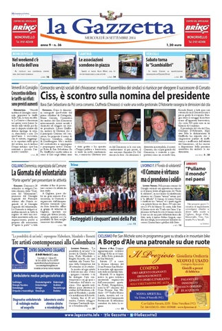 56df680ddb la Gazzetta 24 settembre 2014 by La Gazzetta - issuu