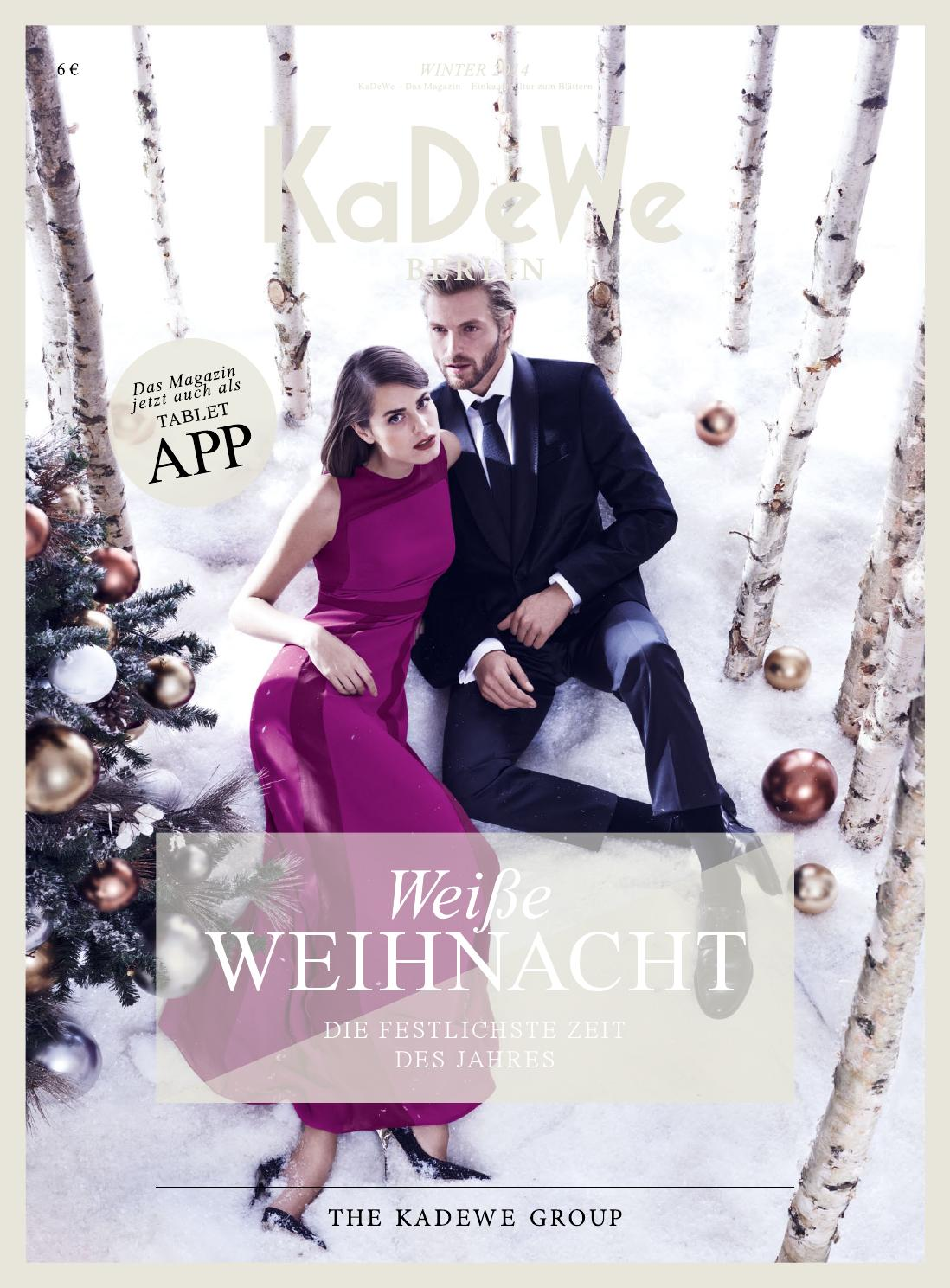 KaDeWe Magazin by KaDeWe Berlin - issuu