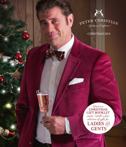 a22797abc Peter Christian - Christmas 2014 Catalogue by Peter Christian - issuu