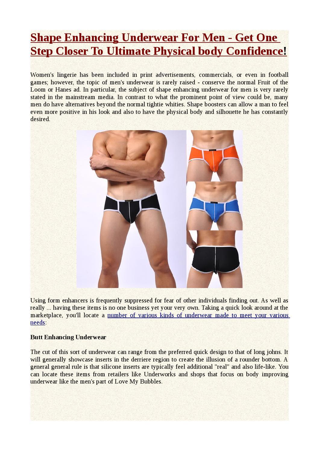 Closer Underwear