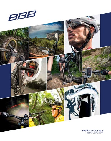 Hedendaags BBB Cycling Product Guide 2015 by Rullens Tweewielers Made - issuu CO-76