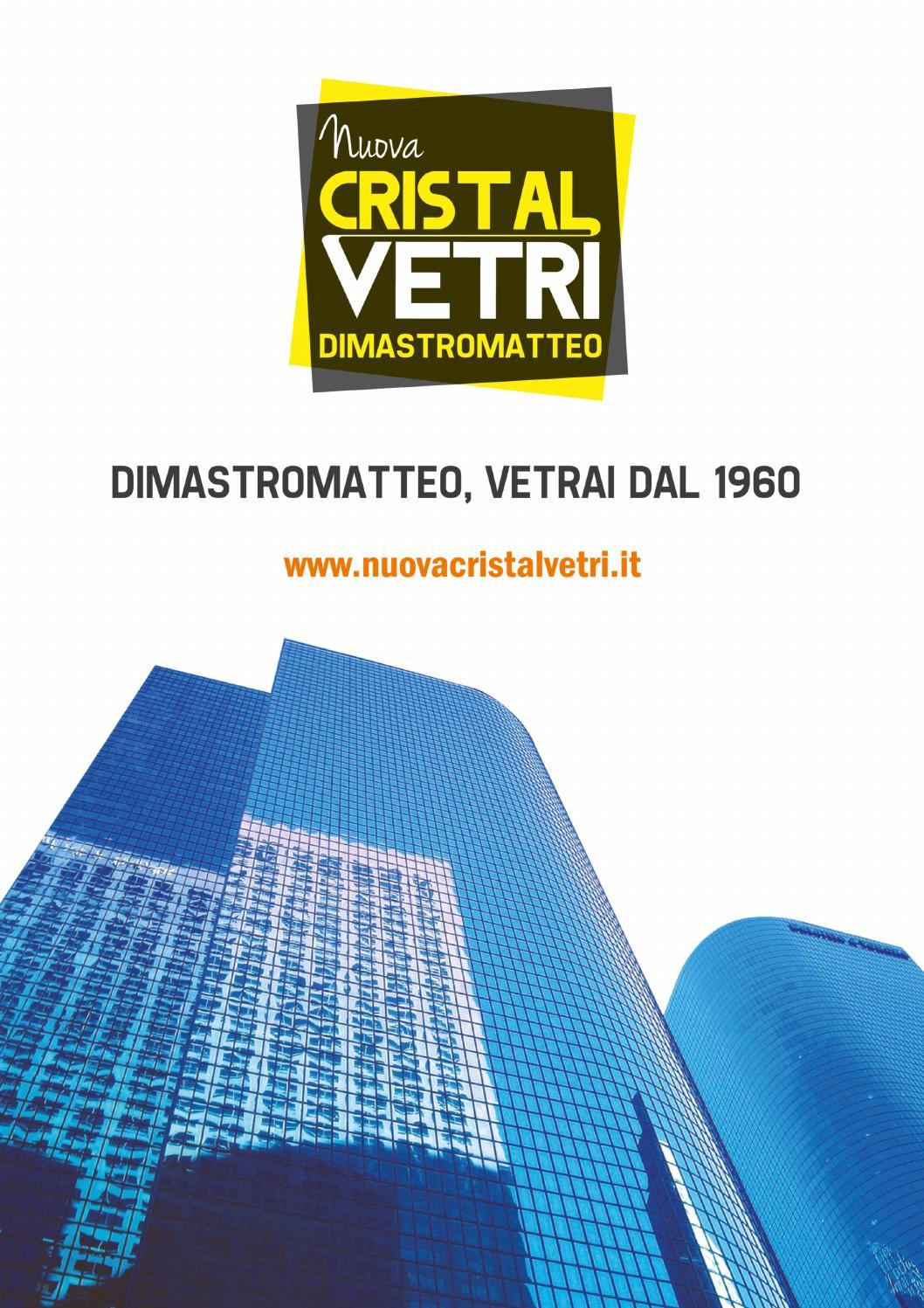 Adesivo Per Vetrai catalogo nuova cristalvetri by nuova cristalvetri - issuu