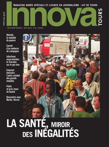Innova n 13 la sant miroir des in galit s by ann e for Maladie du miroir