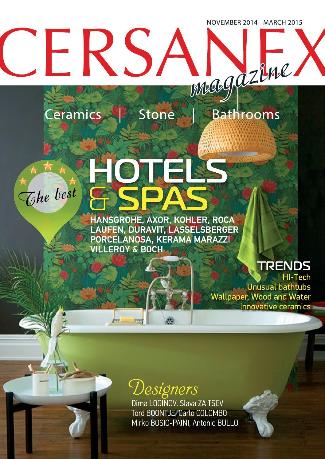 Cersanex 5 En By Mosbuild Magazine Issuu